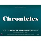 2020/21 Panini Chronicles Soccer Hobby 12 Box Case