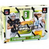 2020 Panini Contenders Optic Football Hobby Box