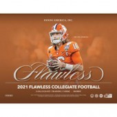 2021 Panini Flawless Collegiate Football Hobby Box
