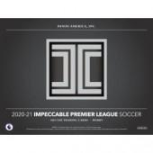 2020/21 Panini Impeccable Soccer Hobby Box