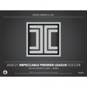 2020/21 Panini Impeccable Soccer Hobby 3 Box Case