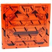 2021 Panini National Treasures College Football Hobby Box