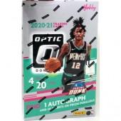 2020/21 Panini Donruss Optic Basketball Hobby 12 Box Case