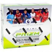 2020/21 Panini Prizm English Premier League Soccer Breakaway 20 Box Case