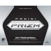 2021 Panini Prizm Quick Pitch Baseball 20 Box Case