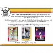 2021 Topps Big League Baseball Collector 16 Box Case
