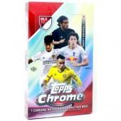 2021 Topps MLS Chrome Soccer Box