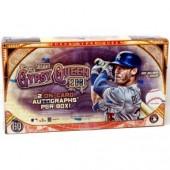 2021 Topps Gypsy Queen Baseball Hobby 10 Box Case