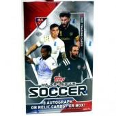 2021 Topps MLS Soccer Hobby Box