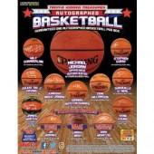 2021 Tristar Hidden Treasures Autographed Basketball 4 Box Case