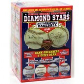 2021 Tristar Diamond Stars Autographed Baseball Box