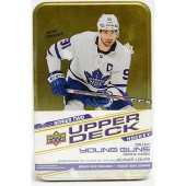 2020/21 Upper Deck Series 2 Hockey Retail Tin - 12 Tin Case