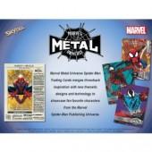 Marvel Spider-Man Metal Universe 12 Box Case (Upper Deck)