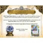 2022 Topps Gypsy Queen Baseball Hobby 10 Box Case