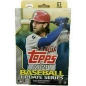 2020 Topps Update Baseball Hanger Pack