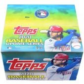2020 Topps Update Baseball 24ct Retail Box
