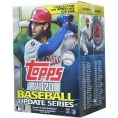 2020 Topps Update Baseball Blaster Box