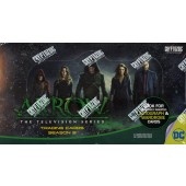 Arrow Season 3 Trading Cards (Cryptozoic) - Box