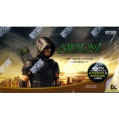 Arrow Season 4 (Cryptozoic) - Box