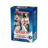 2021 Bowman Baseball Blaster Box