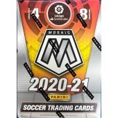2020/21 Panini Mosaic LaLiga Santander Soccer Blaster Box