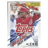 2021 Topps Series 1 Baseball Hanger Box
