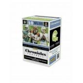 2020 Panini Chronicles Football Blaster Box