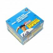 2021 Topps Heritage Baseball 24 Pack Retail Box