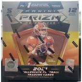 2021 Panini Prizm Draft Picks Football Mega Box