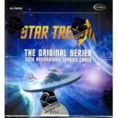 Star Trek The Original Series 50th Anniversary 12 Box Case