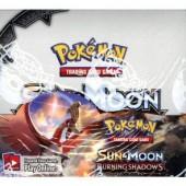 Pokemon Sun & Moon Burning Shadows Booster Box