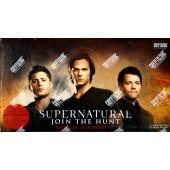 Supernatural Season 4-6 Trading Cards (Cryptozoic) - Box