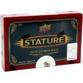 2019/20 Upper Deck Stature Hockey Hobby Box